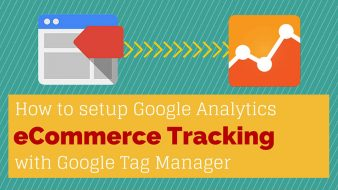 GTM Ecommerce Tracking Code