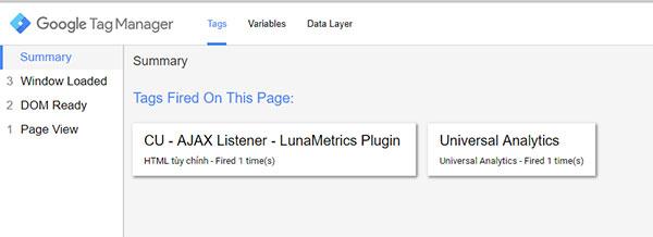 CU - AJAX Listener - LunaMetrics