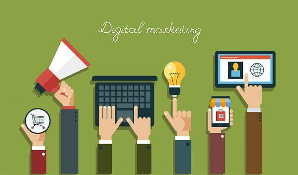Nhật ký Digital Marketing